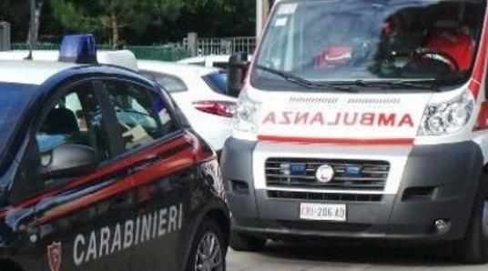 Incidente in via delle Olimpiadi ad Avezzano, diversi mezzi coinvolti