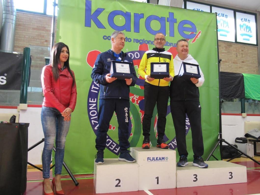 Il karate avezzanese grande protagonista ai campionati regionali assoluti 2020