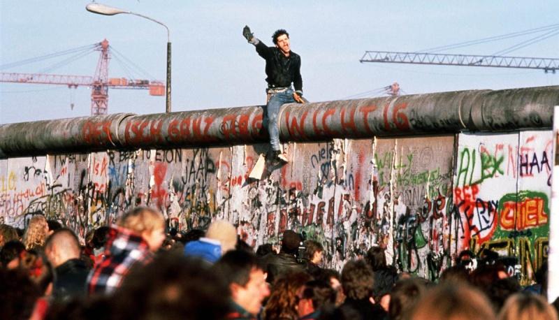 A trent'anni dalla caduta del muro, se ne parla a Capistrello