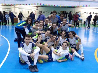 Coppa Italia Femminile: Grande vittoria per l'Orione, accede al secondo turno delle fasi nazionali