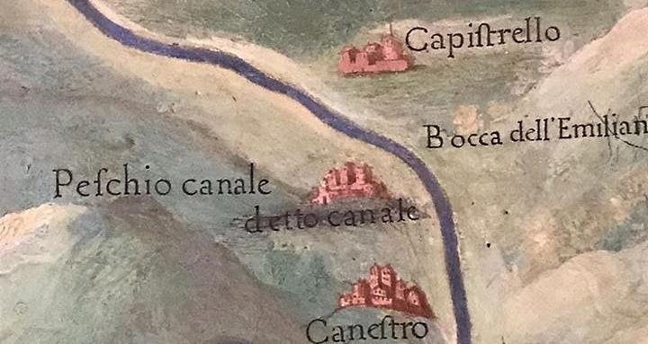 Ritrovare il paese di Pescocanale nei Musei Vaticani, l'orgoglio del legame con la propria terra