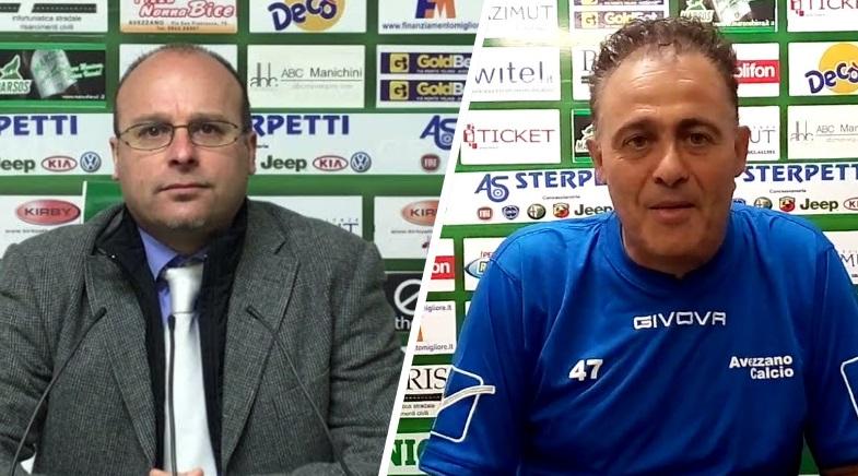 L'Avezzano Calcio esonera il direttore generale Iacovitti e mister della Juniores e della Femminile Fausto Manni, al suo posto Antonio Retico