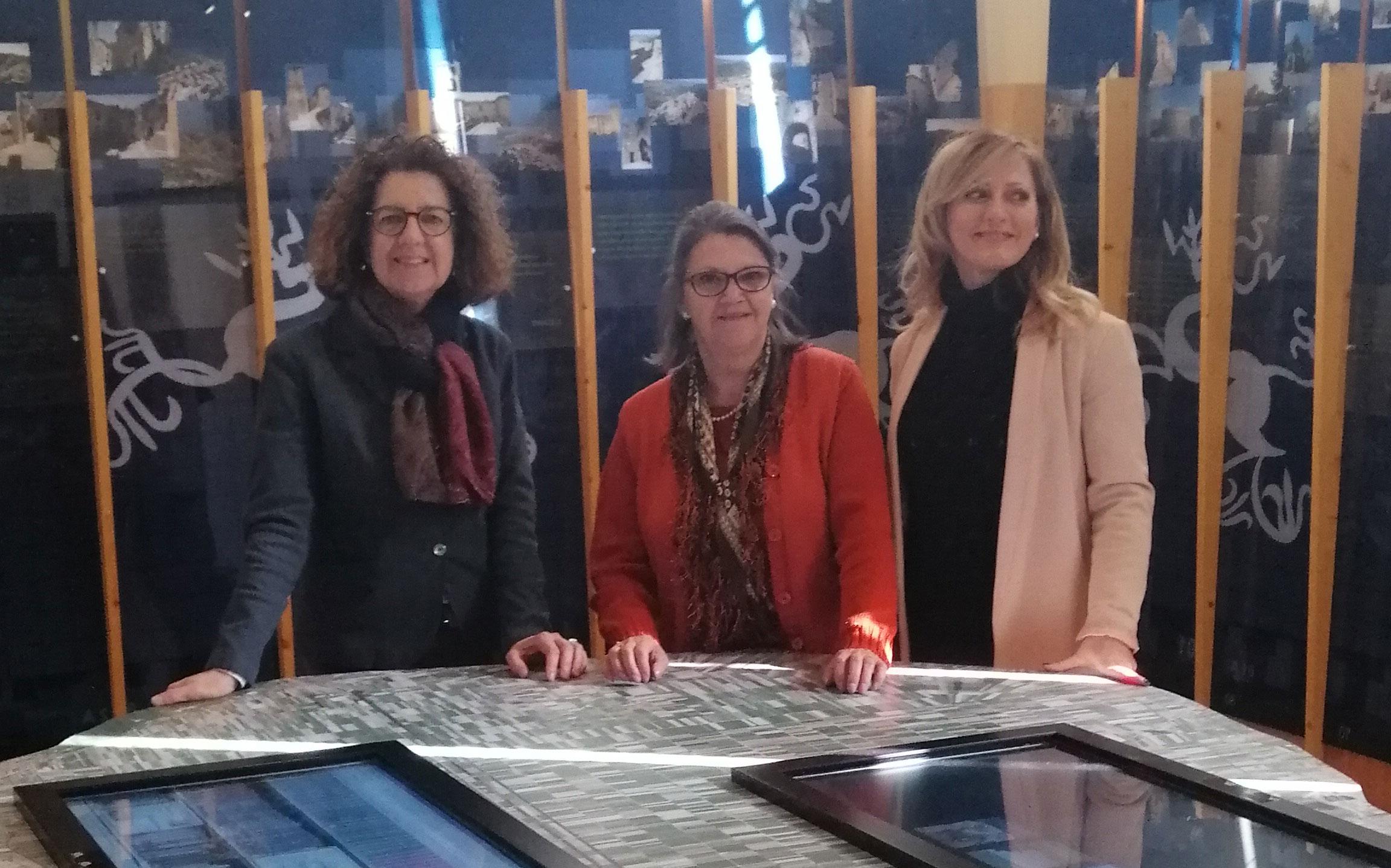 """Accordo tra """"l'Aia Dei Musei"""" e l'Istituto Agrario Serpieri per accrescere le competenze culturali e storiche degli studenti"""