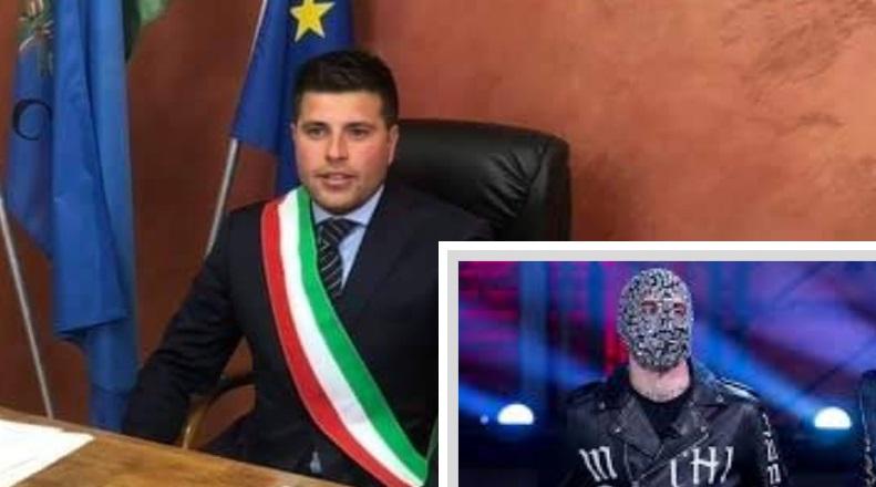 Trasacco e il suo sindaco contro la presenza di Junior Cally a Sanremo, oggi convocato il Consiglio Comunale per una protesta formale