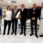 """L'Avv. Mauro Giansante a bordo della Mini Cooper Export del 1975 vince la prima edizione dell' """"Abruzzo Winter Race"""""""