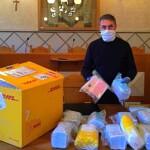Arrivate a Tagliacozzo 1000 mascherine dalla Cina, saranno distribuite al personale sanitario
