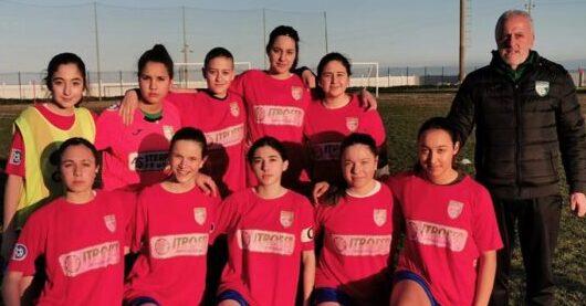 Eccellenza femminile: l'Avezzano si arrende alla capolista Ripalimosani