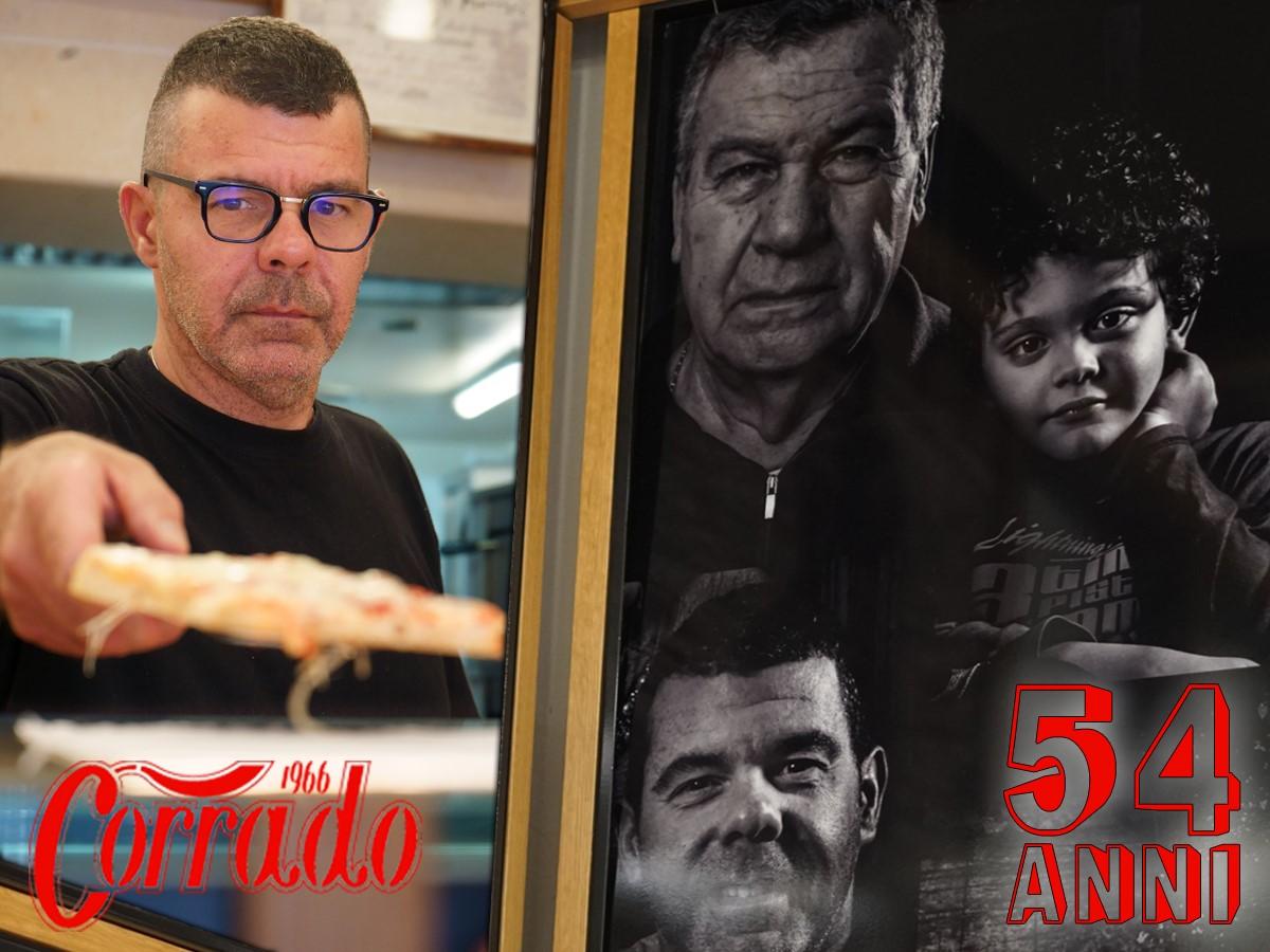 Anche la Pizzeria Corrado chiude per il coronavirus