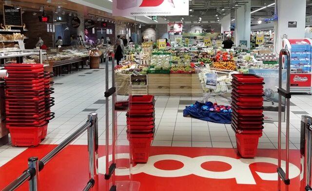 Altri 4 mesi di blocco dei prezzi sui prodotti a marchio, Coop affronta la ripartenza a fianco delle famiglie italiane