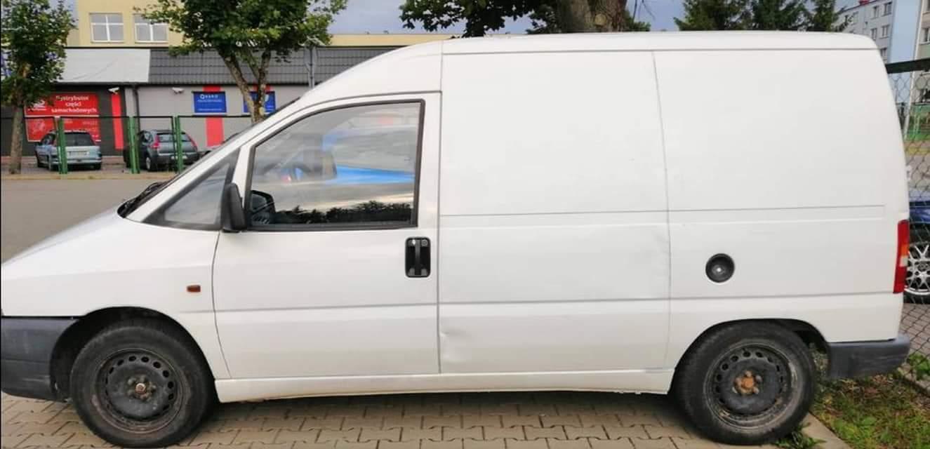 Rubato ad Avezzano un furgone: l'appello del proprietario