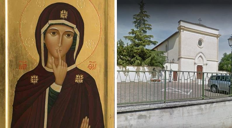 Nasce ad Avezzano il Santuario della Madonna del Silenzio con l'approvazione di papa Francesco