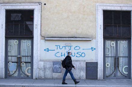 Coronavirus, l'Italia si barrica in casa, che succederà all'economia?