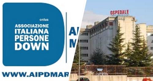 L'AIPD Marsica dona 500 euro all'Ospedale di Avezzano per l'acquisto di presidi medici e ospedalieri