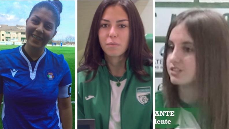 """Avezzano calcio femminile, Maceroni: """"La convocazione nella Rappresentativa Abruzzese ci ha motivate"""""""