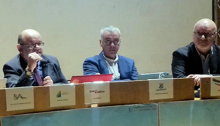 Centrale Biogas: l'assemblea di Celano quasi deserta, Peraino «Gli assenti hanno sempre torto» | La Biometano illustra il progetto e dice che l'egoismo di oggi non può condizionare le future generazioni