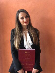 Laurea on line a Trasacco per la giovane Elisabetta De Ioris