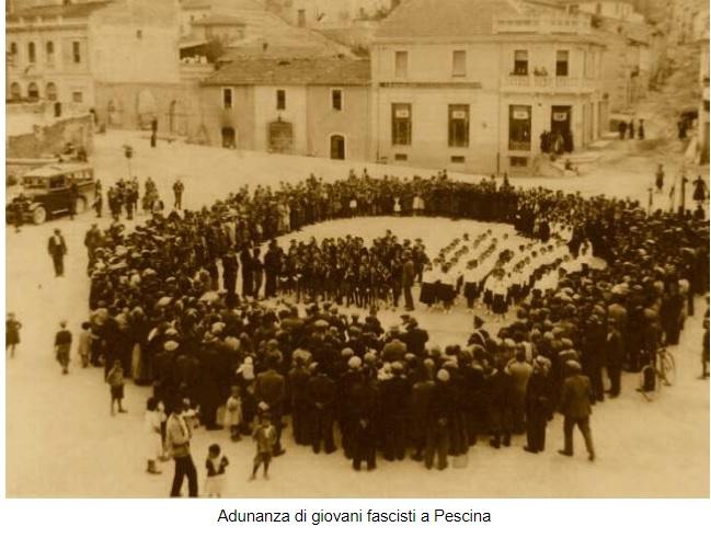 I potenti gerarchi fascisti della Marsica,tra potere e imposizioni locali (1923)
