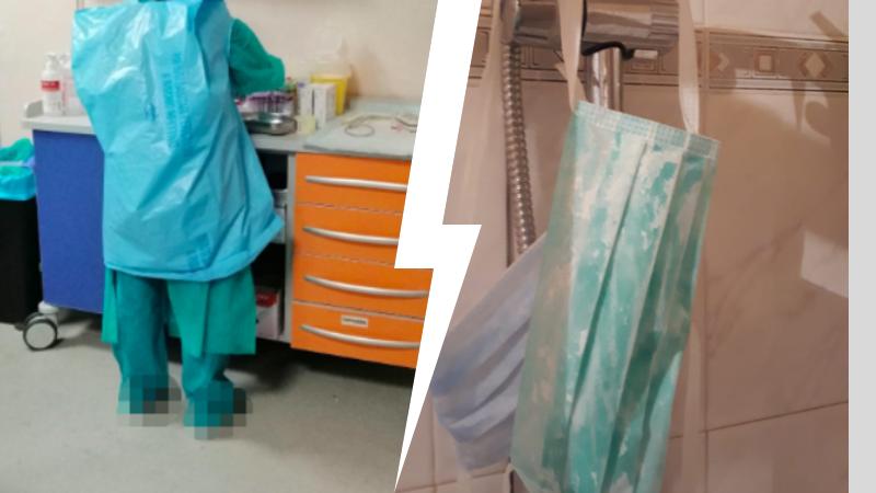 L'emergenza coronavirus nell'ospedale di Avezzano tra diffide, esposti e risposte | Richiesta dai sindacati la visita ispettiva