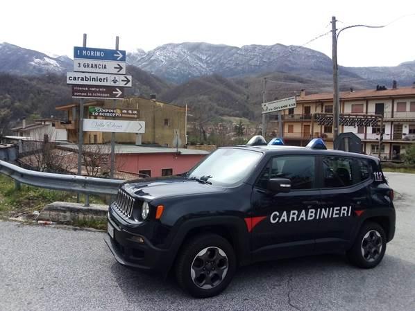 A Morino i Carabinieri in aiuto degli anziani soli