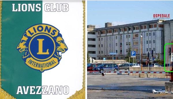Lions Club di Avezzano lancia una raccolta fondi tra gli iscritti per l'acquisto didispositivi individuali di protezione per l'ospedale di Avezzano