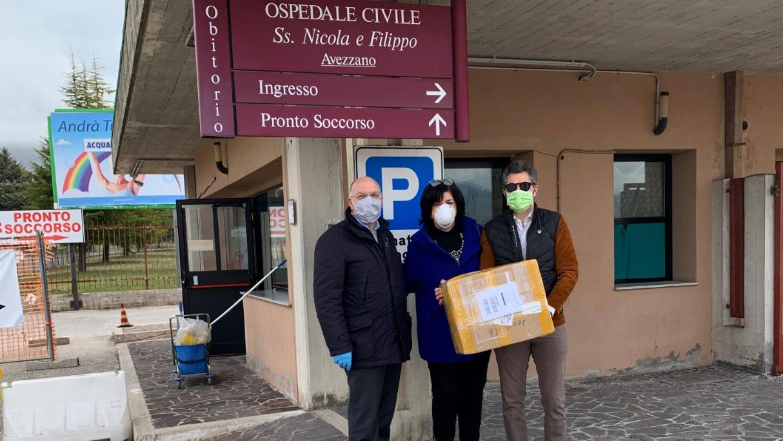 """L'Associazione ONLUS Diabete&Vita sposa l'iniziativa del Lions Club di Avezzanocon il motto """"TUTTI PROTETTI!"""""""