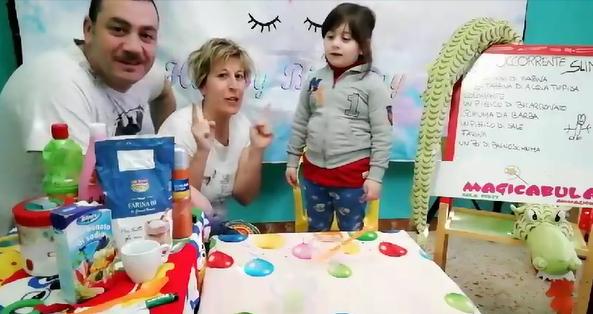 """Video e tutorial di intrattenimento per bambini sui social, l'idea per """"sconfiggere"""" il coronavirus con un sorriso e tanta fantasia"""
