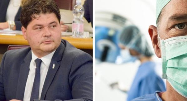 """Sandro Mariani """"Urgente procedere ai tamponi il personale sanitario"""""""