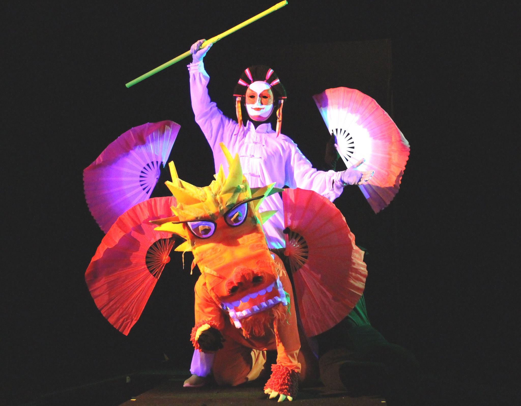 """Rinviato lo spettacolo """"Mu Lan e il drago"""" al Teatro Comunale di Marsi di Avezzano"""