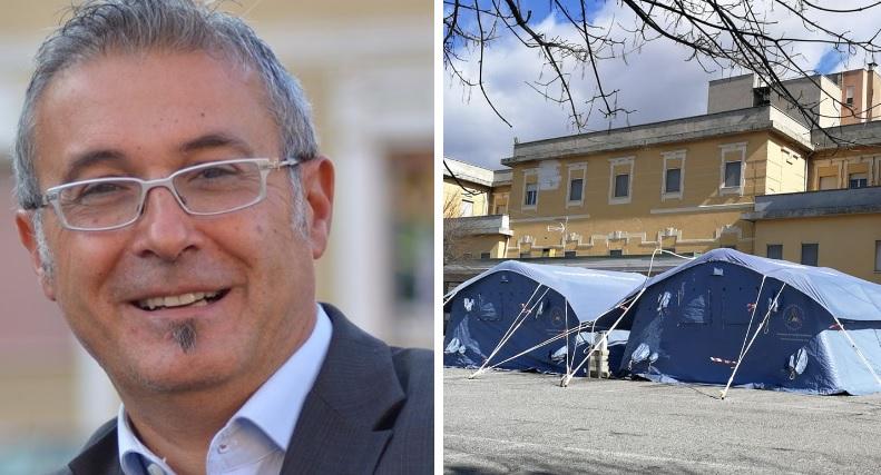 Trasformazione dell'Ospedale Serafino Rinaldi, l'assessore Liris in visita a Pescina raccoglie la posizione dell'amministrazione comunale