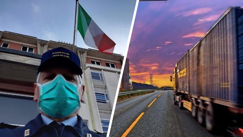 Addetti alla Sicurezza negli ospedali e autotrasportatori, i nuovi eroi ai tempi del coronavirus.