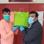 L'Istituto Tecnico per il Turismo di Tagliacozzo regala 30 mascherine al Reparto Malattie Infettive di Avezzano