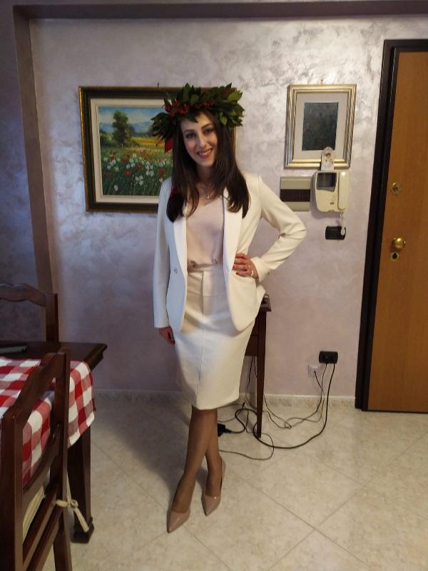 Cecilia Martini si è laureata in Medicina con il massimo dei voti
