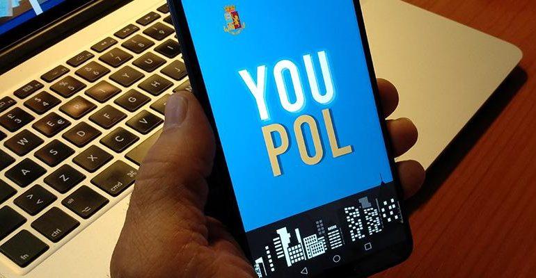 """""""YouPol"""", l'applicazione per segnalare reati alla Polizia"""