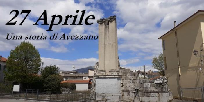 27 aprile, una storia di Avezzano