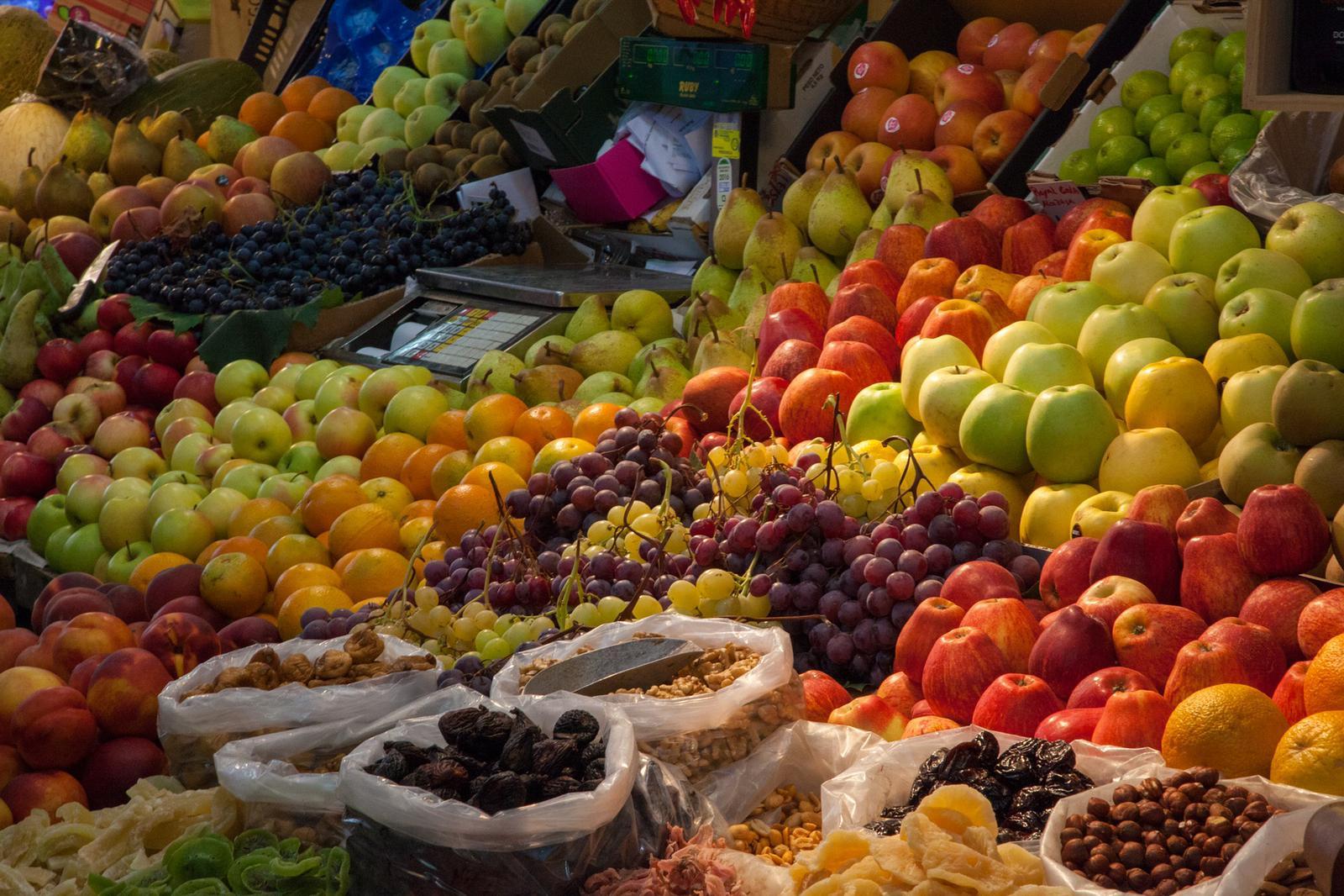 Torna il mercato a Tagliacozzo, si inizia dai banchi alimentari