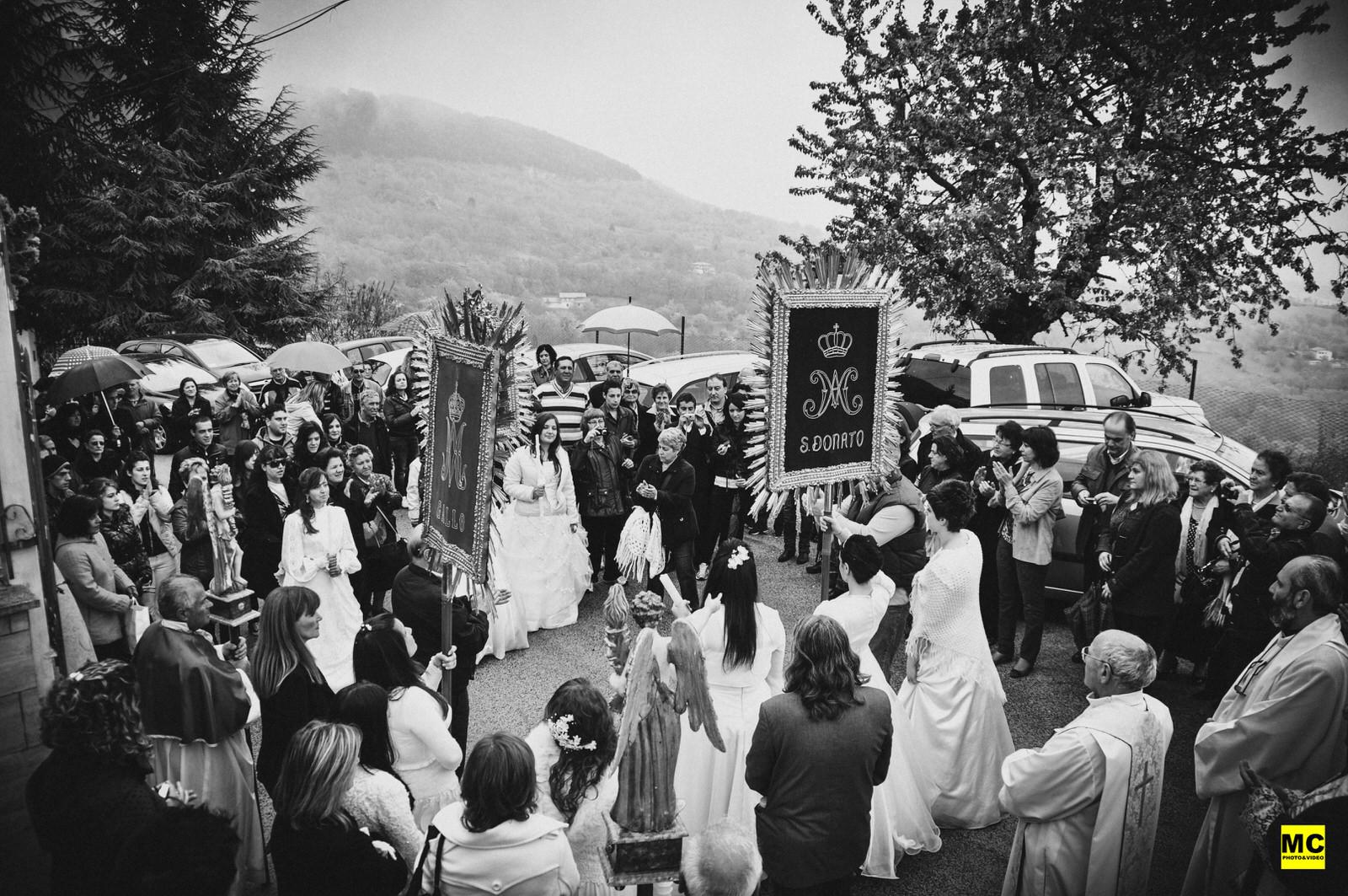 Madonna della Pace, le frazioni di Tagliacozzo unite dal suono delle campane