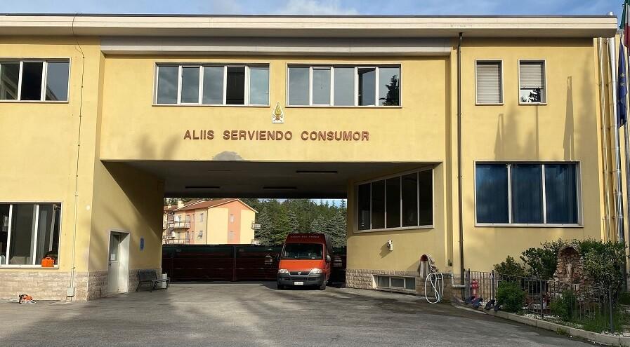 Servizio di ricevimento pubblico in videoconferenza al Comando dei Vigili del fuoco di L'Aquila