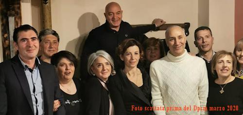 """L'Associazione Tradenue di Magliano dei Marsi dona tute e mascherine """"ai nostri angeli custodi dell'ospedale di Avezzano"""""""