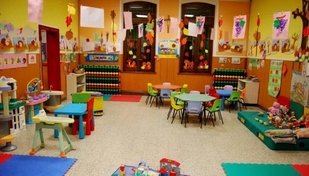 Trasacco, anticipazione chiusura scuola dell'infanzia al giorno 21 dicembre 2020