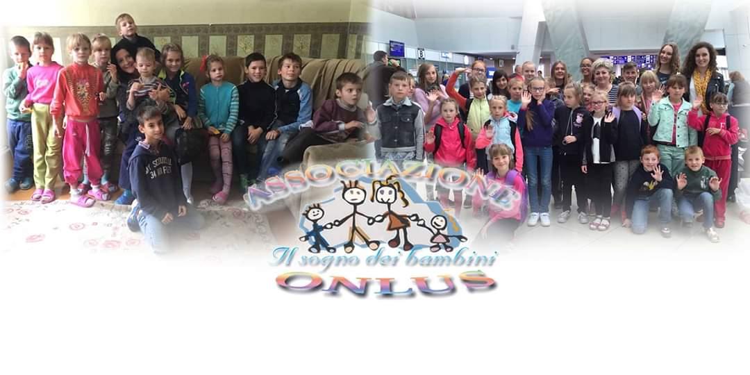 """""""Il Sogno dei Bambini"""": raccolta fondi per i bambini orfani in Bielorussia"""