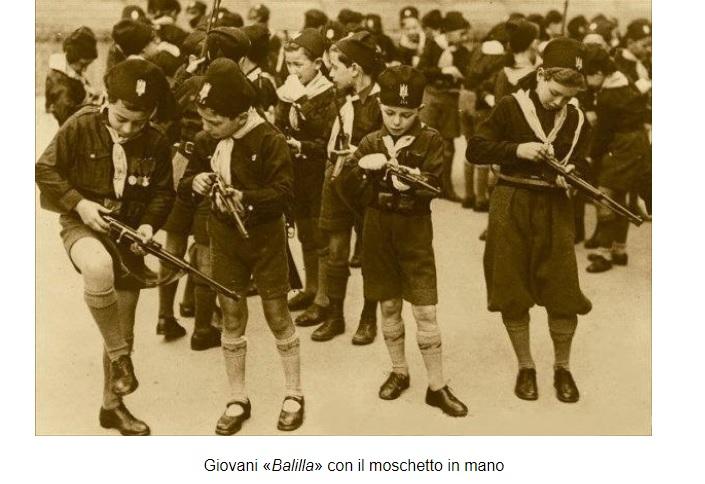 Pescina, marzo 1923: «noi sappiamo di essere tutti fascisti compresi i bambini»