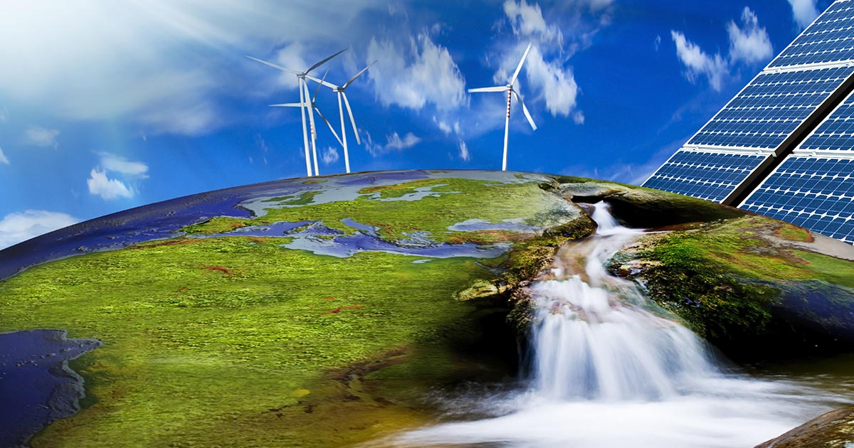 """Giornata mondiale Terra, geologi """"Puntare sulle fonti rinnovabili e su azioni quotidiane"""""""