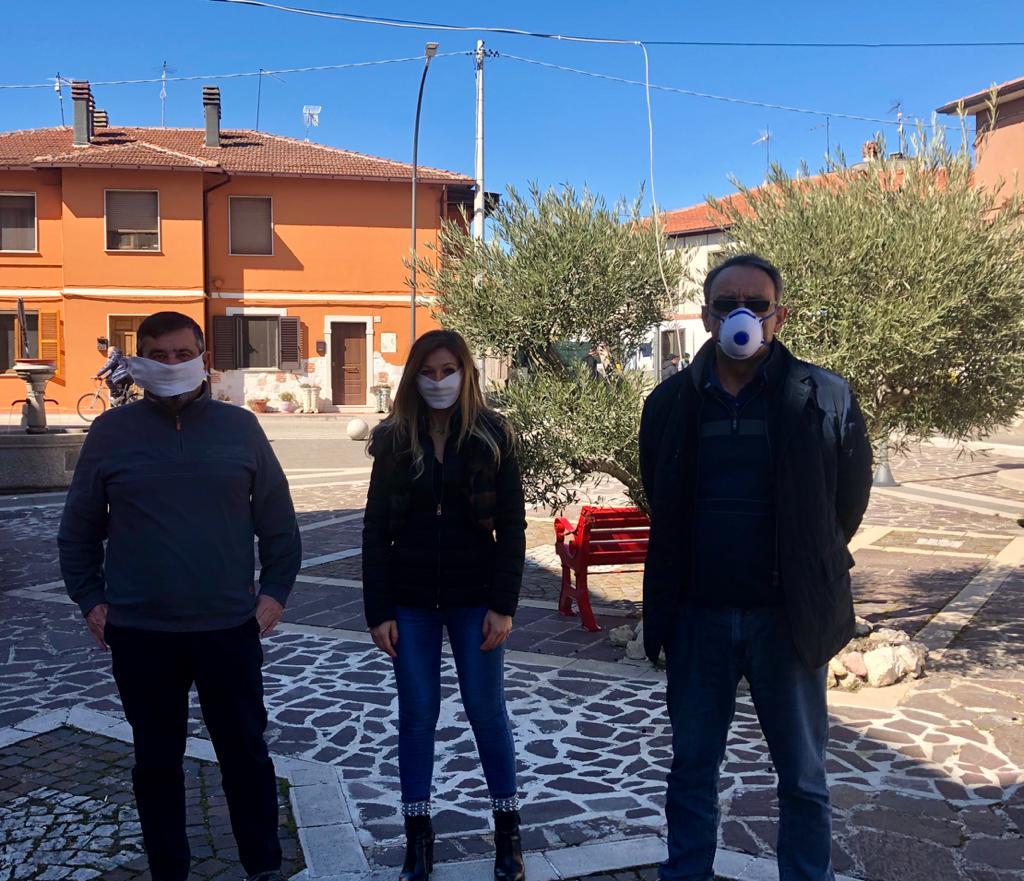 Ortucchio, al via la consegna di 3000 mascherine alle famiglie