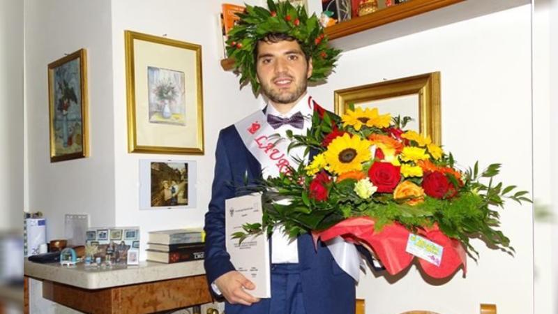Complimenti a Massimo Donati che si laurea on line in Ingegneria civile e ambientale