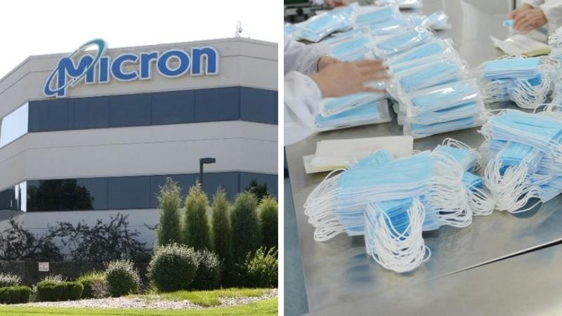 Micron Foundation dona 1 milione di dollari per sostenere i cittadini italiani nella lotta contro la COVID-19