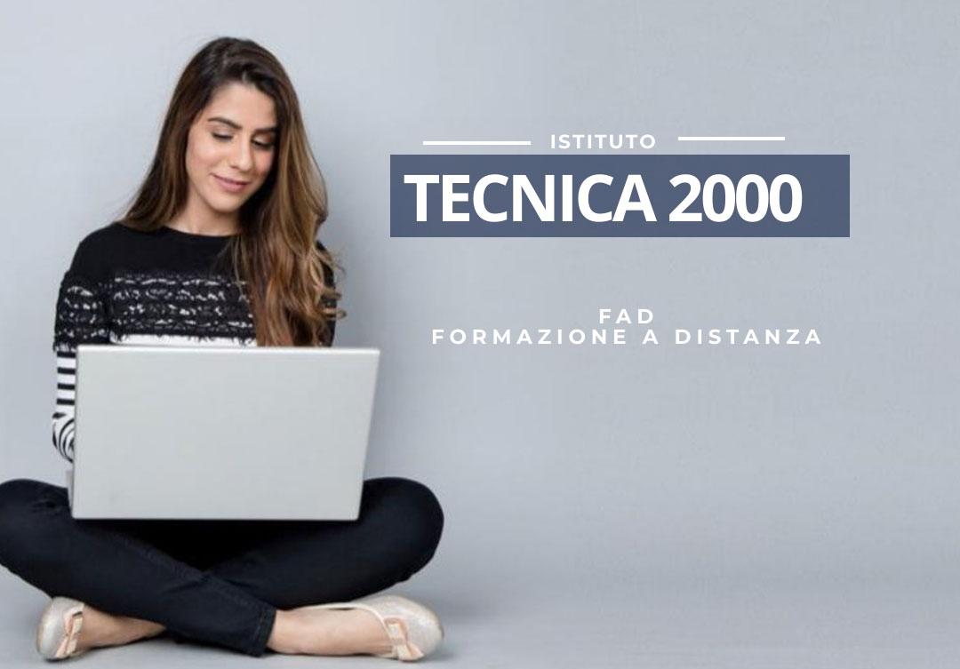 Formazione a distanza, l'istituto Tecnica 2000 di Avezzano è tra i primi ad aver ricevuto l'autorizzazione ufficiale dalla Regione Abruzzo
