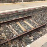 Vandali in azione alla stazione di Cerchio: sporcano e staccano le obliteratrici