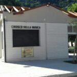 """Demolizione del Chiosco della Musica a Capistrello. """"Scompare un simbolo della piazza principale del paese dal 1953"""""""