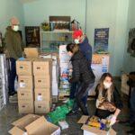 """Successo dell'iniziativa """"Spesa-sospesa"""" che da oltre un mese opera sul territorio del comune di Tagliacozzo grazie alla C.R.I."""