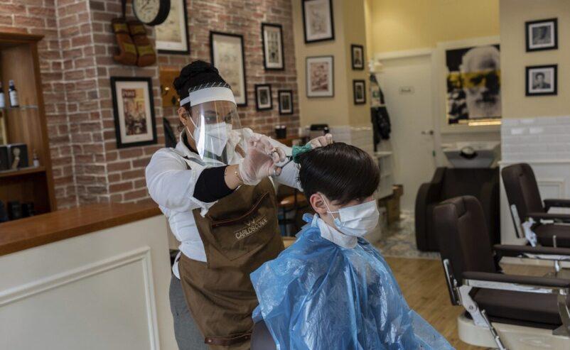 """Dal 18 maggio riaprono estetisti e parrucchieri, a Tagliacozzo negozi aperti fino a mezzanotte. Giovagnorio """"si recupera il tempo perso"""""""